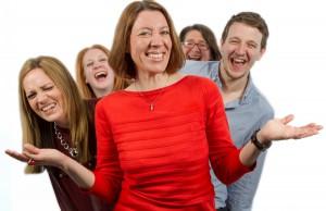BBC Suffolk Breakfast Team