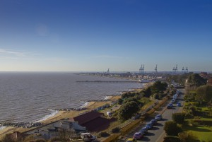 The Beauty of Felixstowe